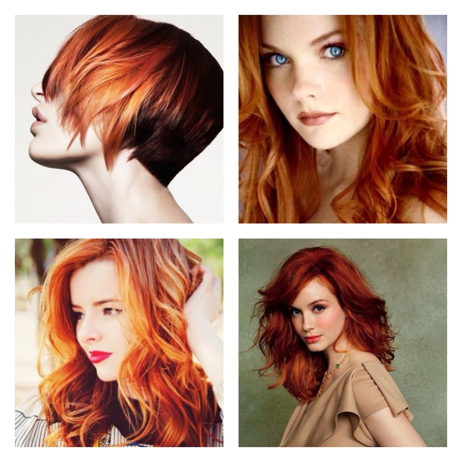 All About Red Hair Morgan And Morgan Hair And Makeup Localist