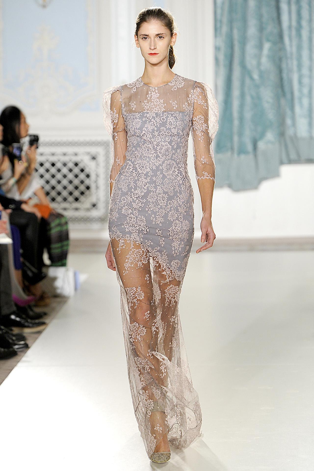 Платье из кружева дизайнеры