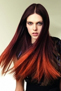 ombre-red-hair