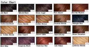 hair-color-charts