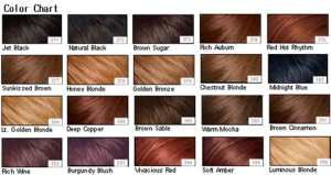 hair-color-charts