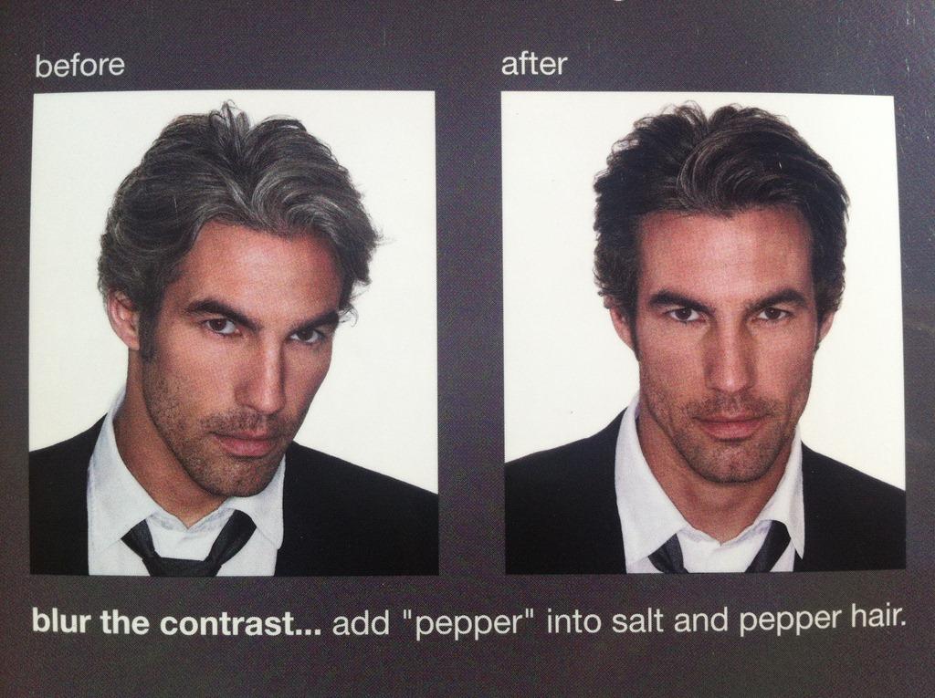 Men S Grey Hair Tips M2hair S Blog