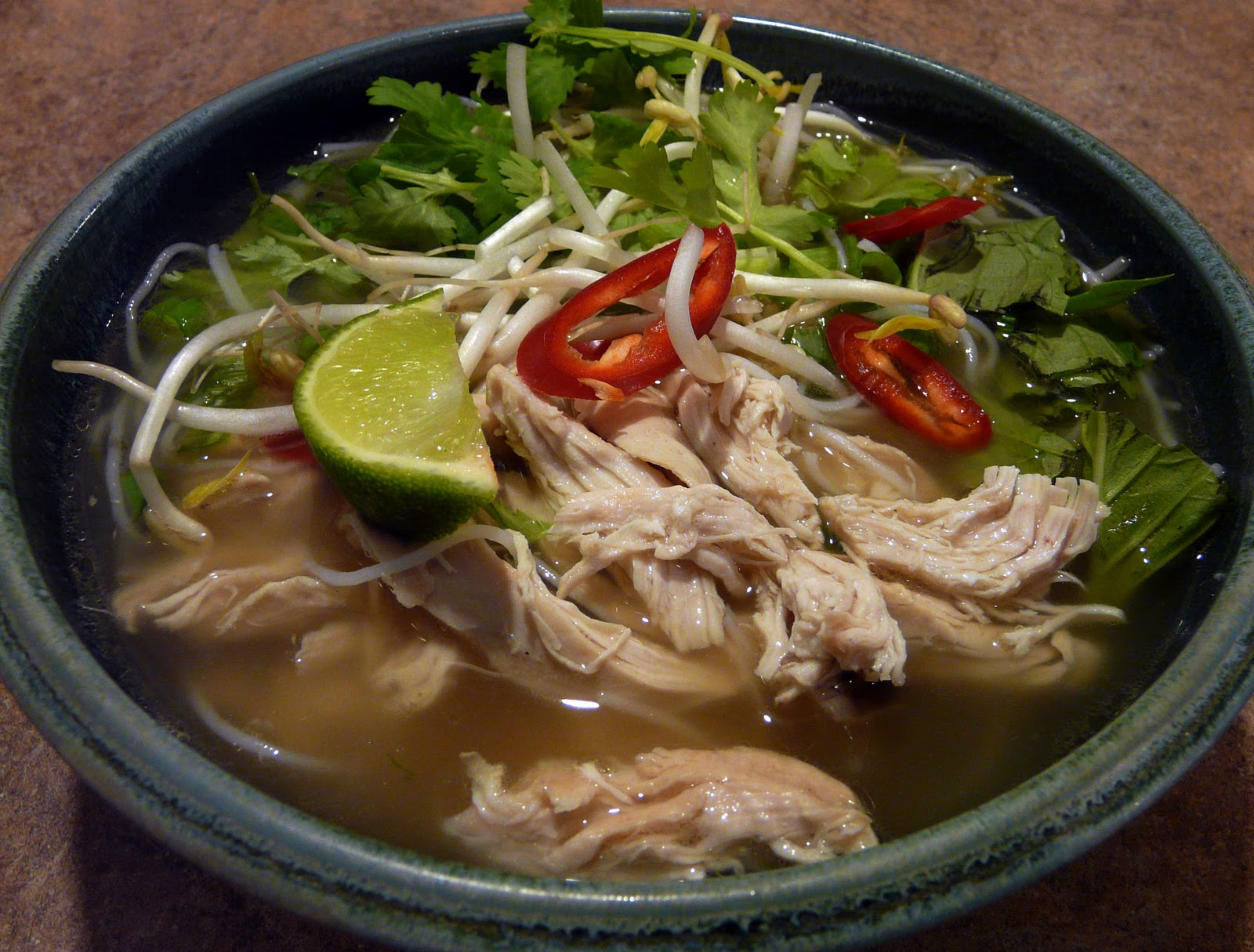 WINTER COMFORT: Vietnamese Chicken Pho Soup | m2hair's Blog