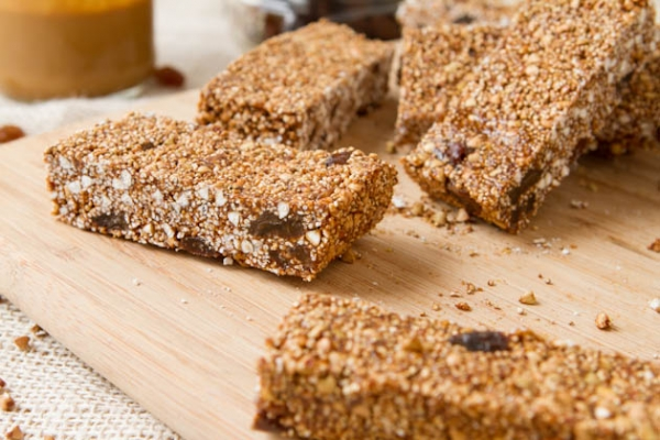 Baked Apple Cinnamon Quinoa Squares Recipes — Dishmaps