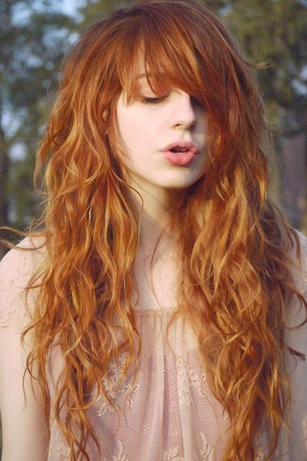 Copper Ombre Hair Copper ombre