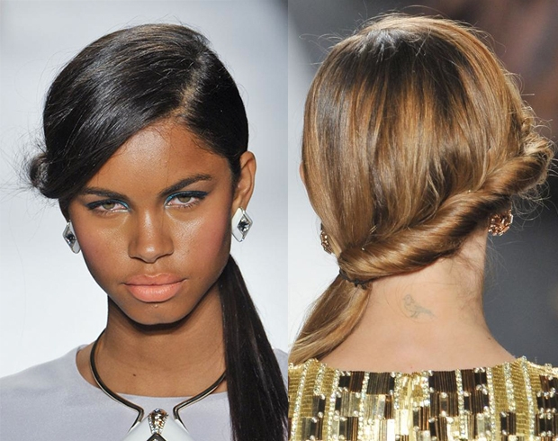 Hair Ponytail Styles: Key Looks For The Party Season