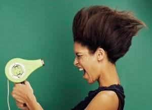 blow-dry-hair