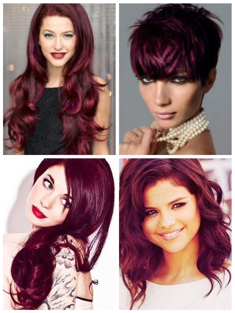 Redder Reds And Brighter Coppers M2hairs Blog