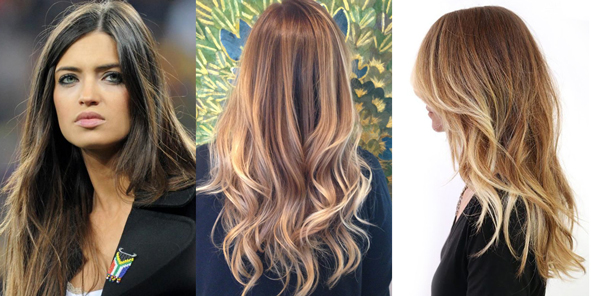 The key with this hair color trend is to find the delicate balance ...