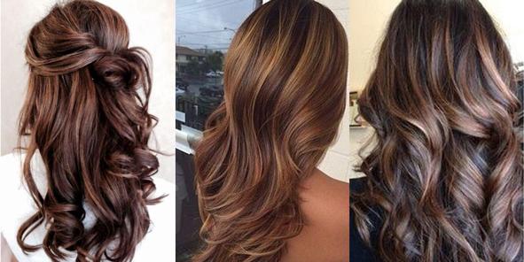 Покраска волос на темные волосы 2017 модные тенденции