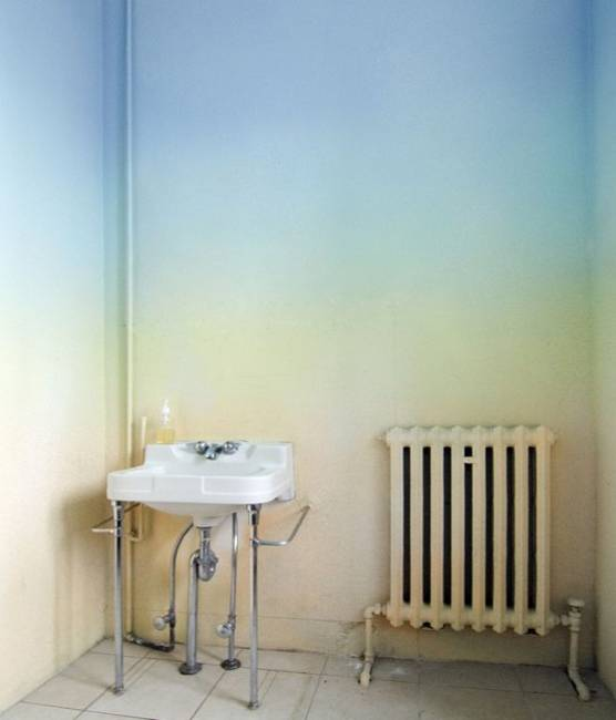 Indoor Wall Painting Ideas: Ombre, Dip Dye, Baby Lights, Balayage…its All A Foreign